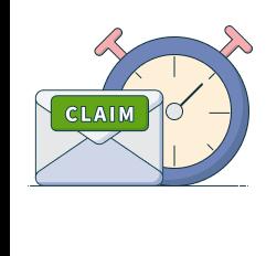 claim link