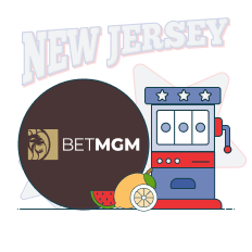 betmgm NJ slots