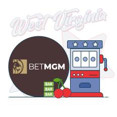betmgm WV slots