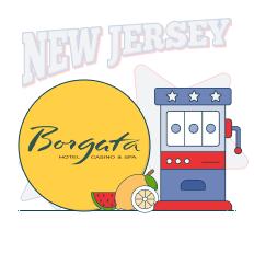 borgata casino slots NJ