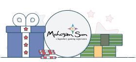 mohegan sun casino welcome bonus
