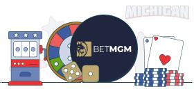 betmgm casino games mi