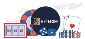 betmgm casino games wv
