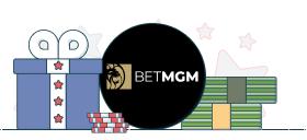 betmgm casino welcome bonus