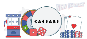 caesars casino games nj