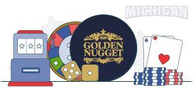 golden nugget casino games mi