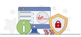virgin casino info