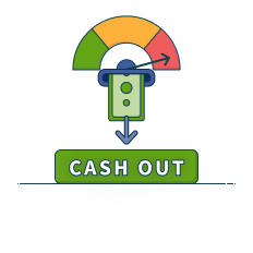 cash out limits
