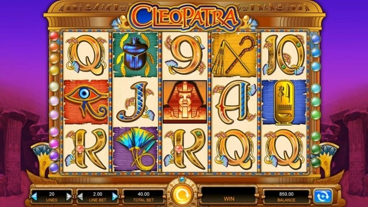 cleopatra base game