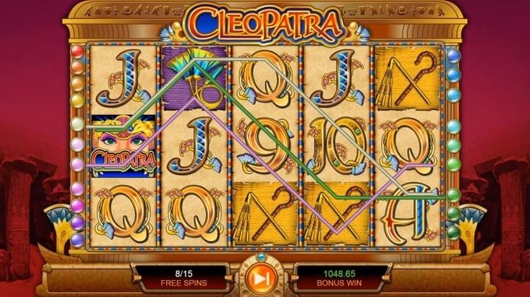 cleopatra bonus feature