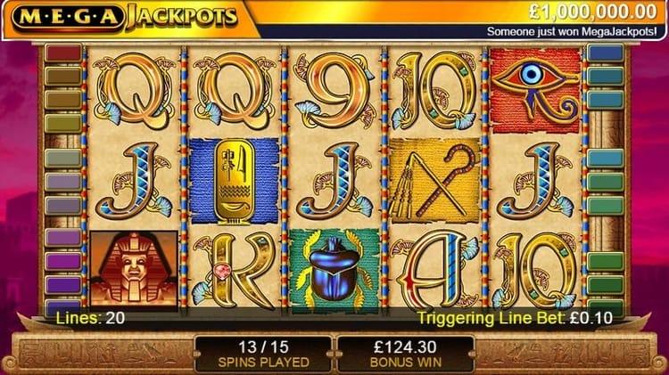 megajackpot cleopatra bonus