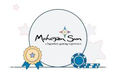 Mohegan Sun Online Casino logo