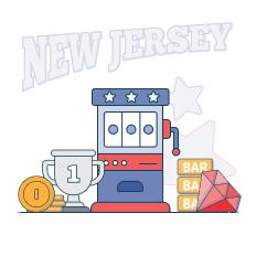 top slots in NJ