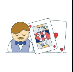 blackjack game variety