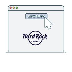 rewards account menu