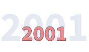 the year 2001