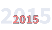 the year 2015