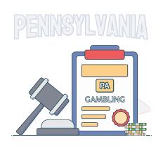 PA gambling regulation