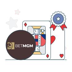 betmgm top blackjack