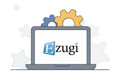 Ezugi Live logo