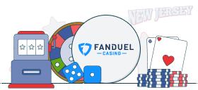 fanduel casino games NJ