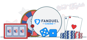 fanduel casino games Wv