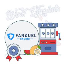 wv fanduel casino slots