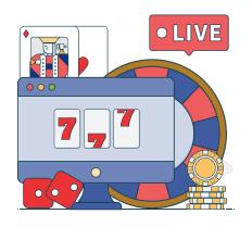 live casinos by category