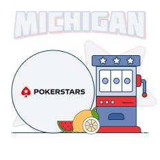 pokerstars casino slots mi