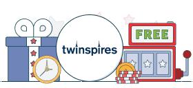 twinspires casino welcome bonus