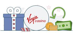 virgin casino cashback bonus