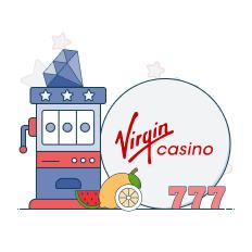 virgin casino slots