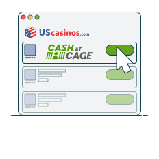 cash at cage casino top list