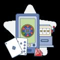 casino games on mobile symbols