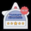 da vinci diamonds slot logo within slot graphic