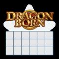 dragon born slot logo