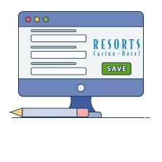 fill info resorts casino