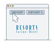 deposit resorts casino