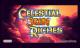 celestial sun riches slot logo