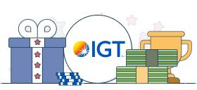 IGT casino winners