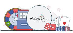 mohegan sun casino games overview