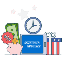 amex transaction limits, times and fees