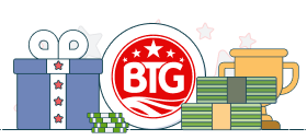 btg logo with gift box and money graphics