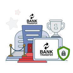 best bank transfer casinos