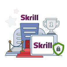 best skrill casinos by category