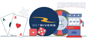 betrivers casino games MI