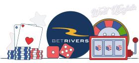 betrivers casino games WV