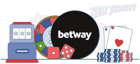 betway casino games nj