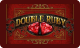double ruby slot logo
