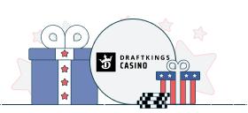 draftkings casino welcome bonus
